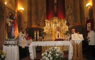 Uroczystość odpustowa ku czci św. Józefa w...