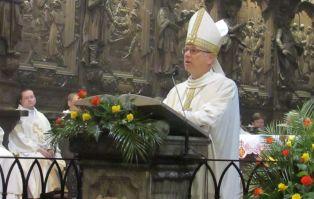 Msza Wieczerzy Pańskiej we wrocławskiej Katedrze