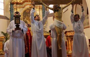 Liturgia Męki Pańskiej w parafii św....
