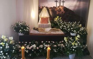 Diecezja zielonogórsko-gorzowska: zdjęcia Grobu...