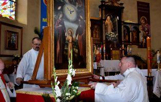 Peregrynacja w parafii Matki Bożej Różańcowej...