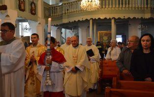 Peregrynacja w parafii św. Jana od Krzyża w...