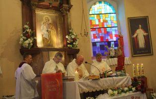 Odpust ku czci św. Rity w Chlebowie