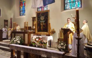 Peregrynacja w parafii św. Jana Chrzciciela w...