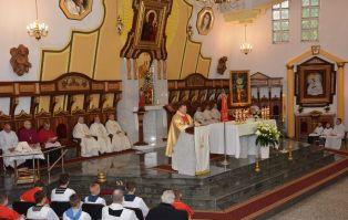 Peregrynacja w parafii Najświętszej Maryi Panny...