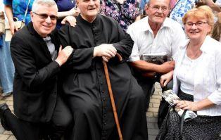 Jubileusz 55-lecia kapłaństwa Orzecha