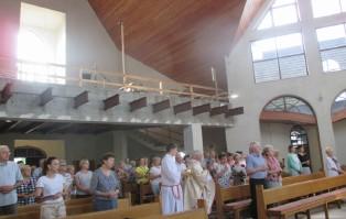 22 lipca w kościele w parafii św. Barbary w...