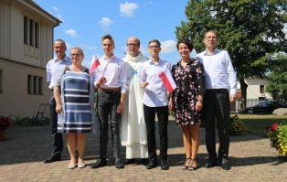 Uroczystość Wniebowzięcia NMP w Żórawinie