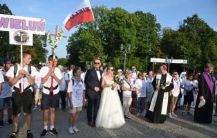 Archidiecezja częstochowska przybyła na Jasną...