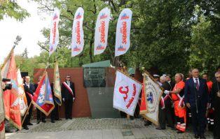 Obchody 39. rocznicy powstania Solidarności we...