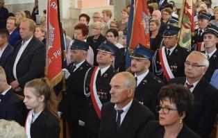 100-lecie parafii w Pankach