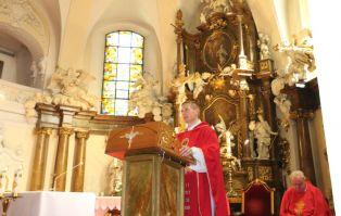 Odpust w parafii pw. św. Maurycego we Wrocławiu