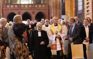Polsko-niemieckie nabożeństwo ekumeniczne w...