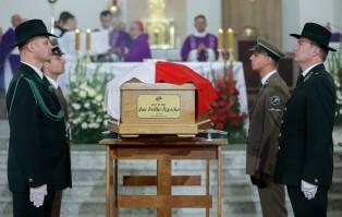 Pogrzeb prof. Jana Szyszko
