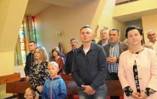 Częstochowa: Jubileusz 50-lecia parafii św....