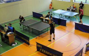 XXII Mistrzostwa WSD w Tenisie Stołowym w...