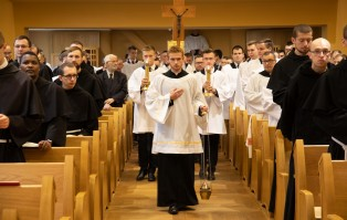Łódź: odpust św. Stanisława Kostki w WSD