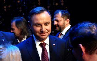Andrzej Duda wręczył Nagrody Prezydenta RP...