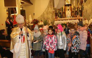 Odpust św. Mikołaja w Pęgowie