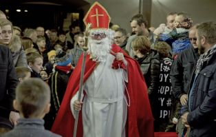 Promocja ministrantów i święty Mikołaj w...