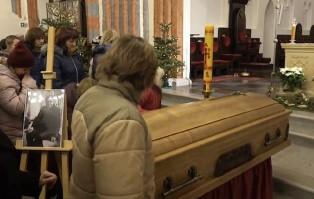 Koszalin: Msza żałobna w intencji zmarłego ks. Wojciecha...
