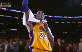 Kobe Bryant był gorliwym katolikiem, a tuż przed...