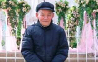 98-letni chiński biskup uleczony z koronawirusa