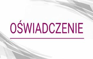 Oświadczenie ws. wywiadu z ks. Isakowiczem-Zaleskim