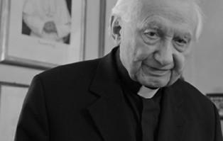 Niemcy: zmarł ks. Georg Ratzinger - brat Benedykta XVI