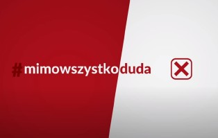 Wyborcy Bosaka przeciw Rafałowi Trzaskowskiemu. Stworzyli...