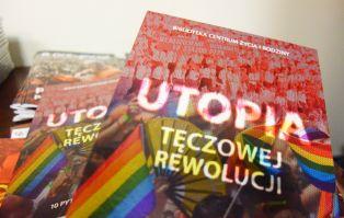 """""""Utopia tęczowej rewolucji"""" . Bezpłatna broszura..."""