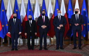 Premier ogłosił zmiany w rządzie; Jarosław Kaczyński...