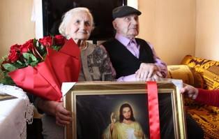 Są małżeństwem od 80 lat.