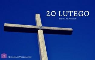 #NiezbędnikWielkopostny: Modlitwa wyrzeczenia