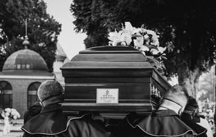 Kęty: pogrzeb tragicznie zmarłego 34-letniego narciarza,...
