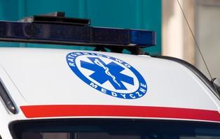 Ksiądz ciężko ranny - policja wyjaśnia zdarzenie na...