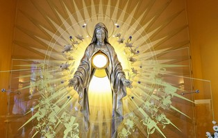 Odblokowano Adorację Najświętszego Sakramentu z...