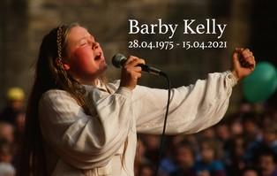 Barby z The Kelly Family zmarła po krótkiej chorobie