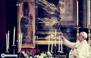 #NiezbędnikMaryjny: Maryjność papieża Franciszka