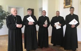 Zmiany proboszczów w Archidiecezji Warszawskiej