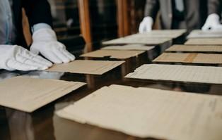 Odnaleziono listy więźniów niemieckiego obozu...