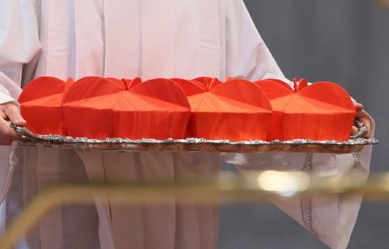 Pięciu nowych  kardynałów-nominatów