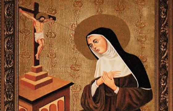 Św. Rita z Cascii, żona, matka i zakonnica