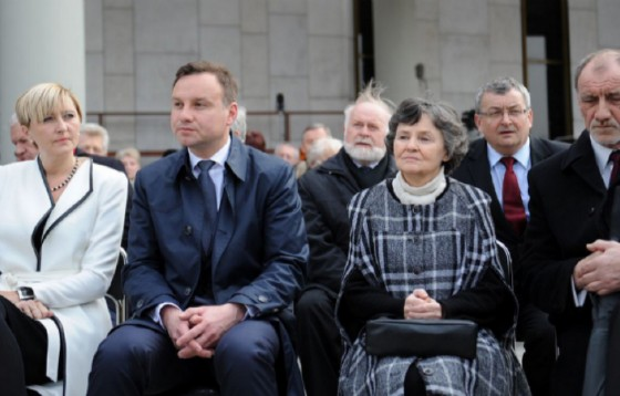 Ojciec Andrzeja Dudy: powierzyłem wszystko Opatrzności