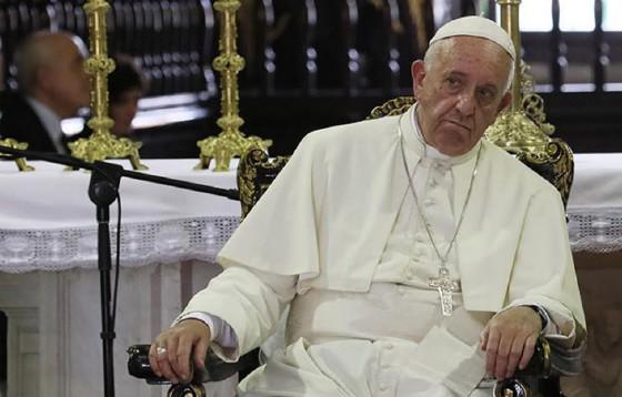 Franciszek w Kenii