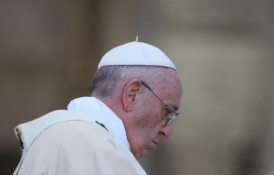 Papież modlił się przy pomniku rzezi Ormian