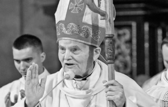Najstarszy polski biskup świętuje swój jubileusz