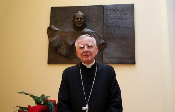 Abp Jędraszewski: Piotr naszych czasów posłał mnie do Krakowa