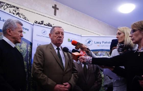 Lasy Państwowe będą wspierać rozwój wsi