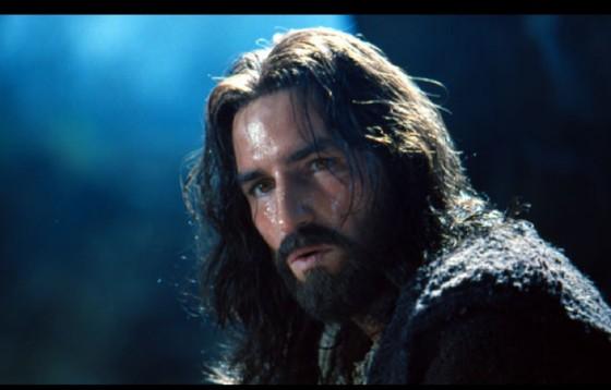 Amerykański aktor Jim Caviezel modlił się w Sanktuarium Bożego Miłosierdzia